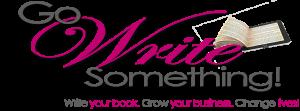 Go Write Something!