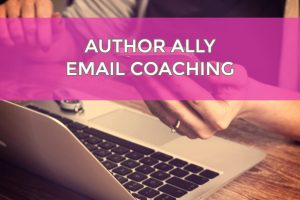 Author Ally Email Coaching